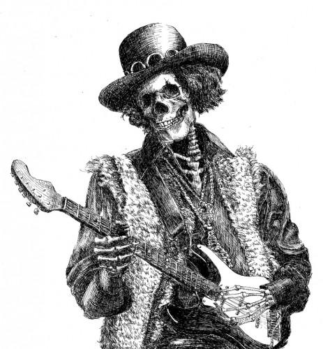 Motohiro Nezu - Jimi Hendrix