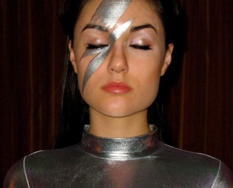 Sasha Grey - David Bowie