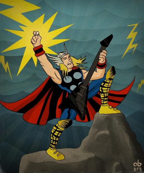 Thor: God of Metal