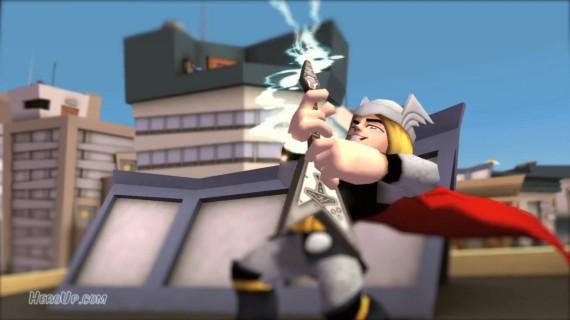 Thor @ HeroUp.com