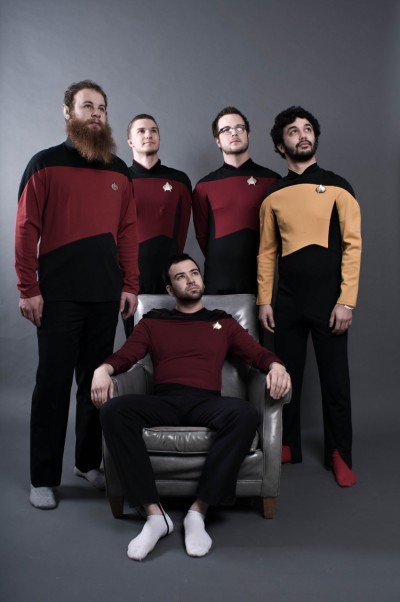 Protest The Hero - Star Trek