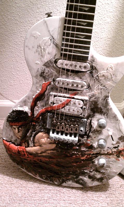 Ryu Guitar