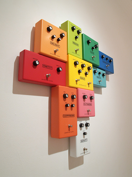 Yoshihiko Satoh: Positive Tone
