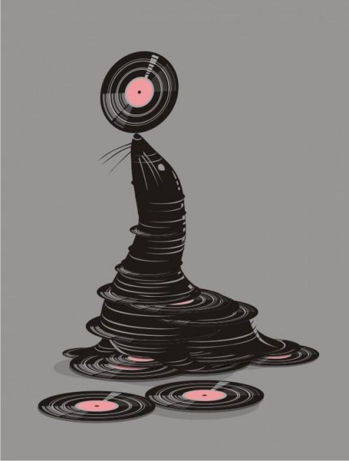 Recording seal