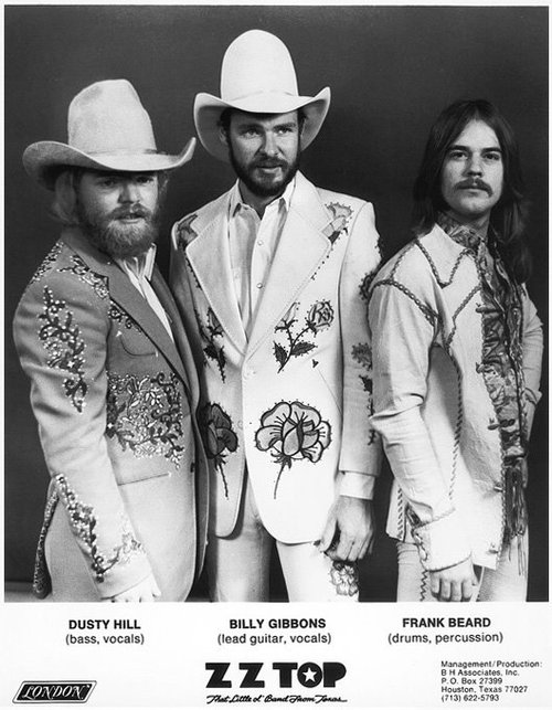 ZZ Top - The early years
