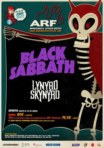 Azkena Rock Festival '12