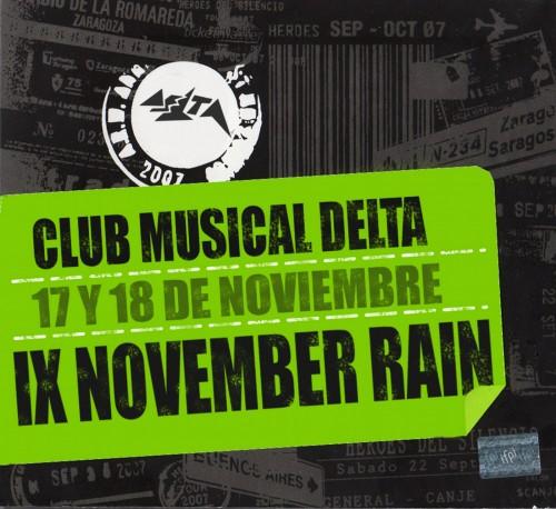 IX November Rain
