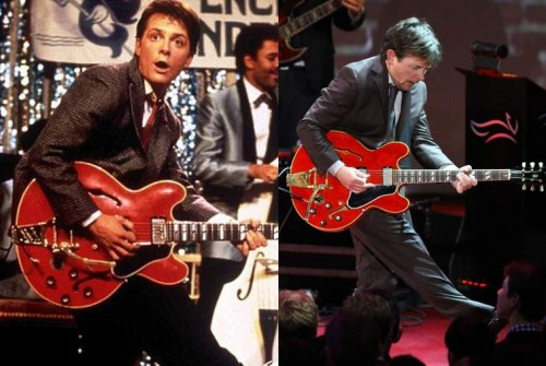 Michael J. Fox - Johnny B. Goode