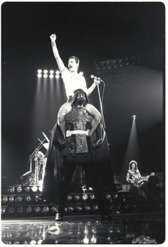 Queen + Darth Vader