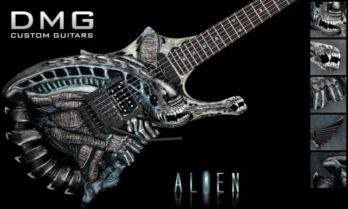 DMG Alien