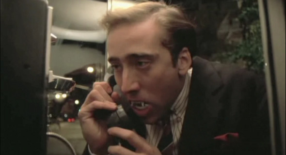 Cage does Cage