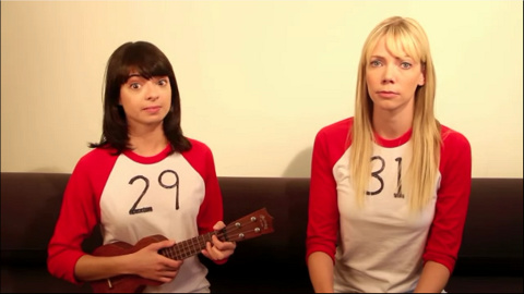 29/31 by Garfunkel and Oates