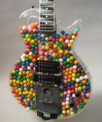 Guitar candy