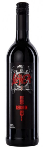 Reign in Blood Red Cabernet Sauvignon