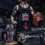 Slayer Apron and Coffin