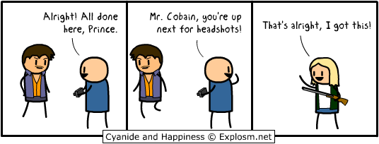 Cyanide & Happiness #2846
