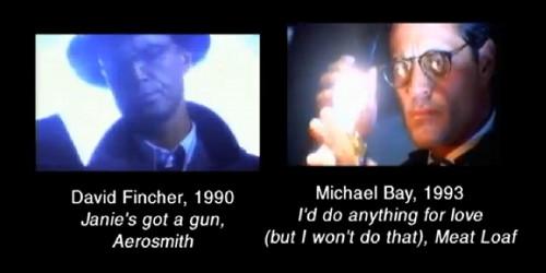 Fincher vs. Bay