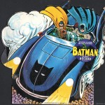 Batmobile LP Cover