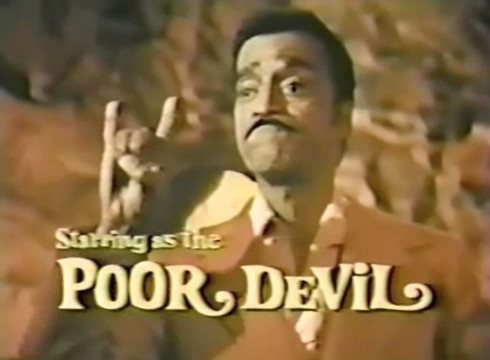 Sammy Davis Jr. starring as the Poor Devil
