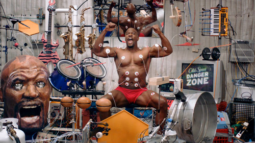 Terry Crews for Old Spice