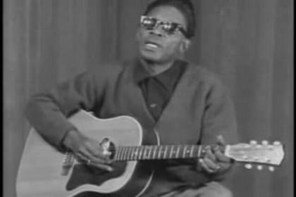 Llightnin' Hopkins - Baby, Please Don't Go