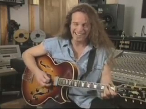 Ted Nugent Guitar Lesson