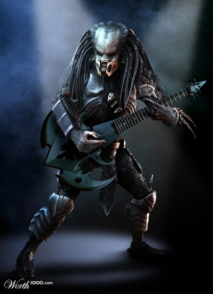 Rock on 8, Predator