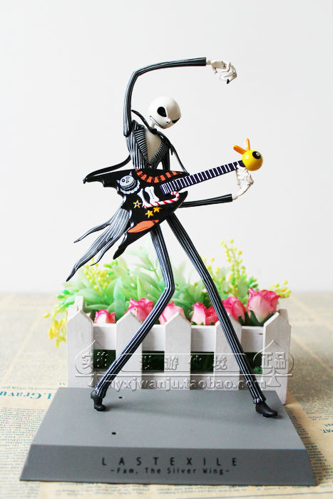 The Nightmare before Christmas: Guitar playing Jack