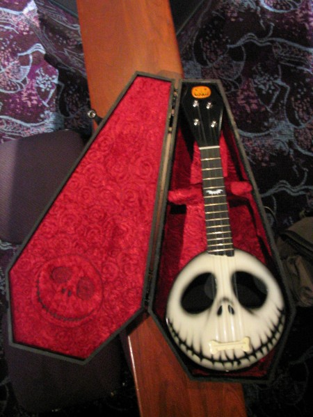 The Nightmare before Christmas Ukelele